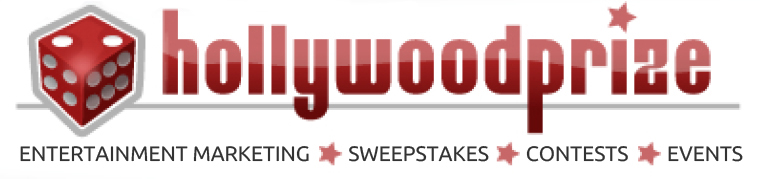 HollywoodPrize Mobile App - Entertainment Marketing Sweepstakes Contests Events Raffles Instant Win